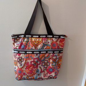 *2/15$* Sports Life Ladies Zippered Light Shoulder Shopping Tote